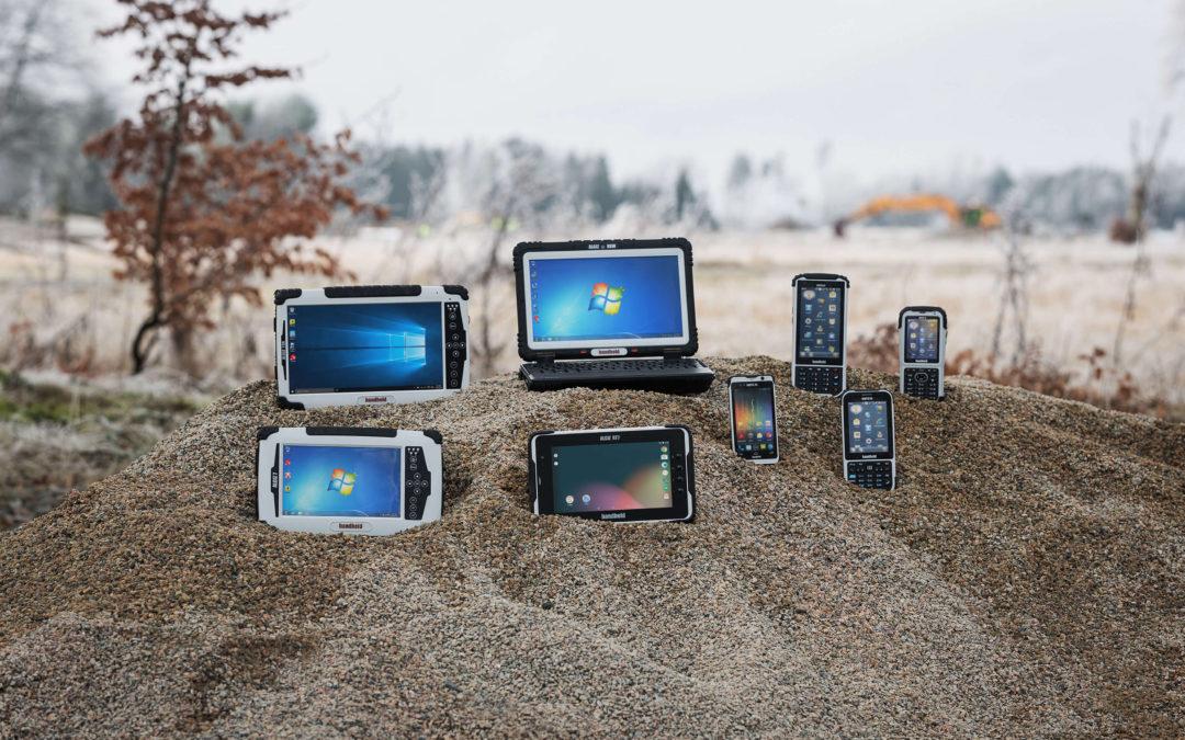 NOVINKA – Odolné počítače Handheld
