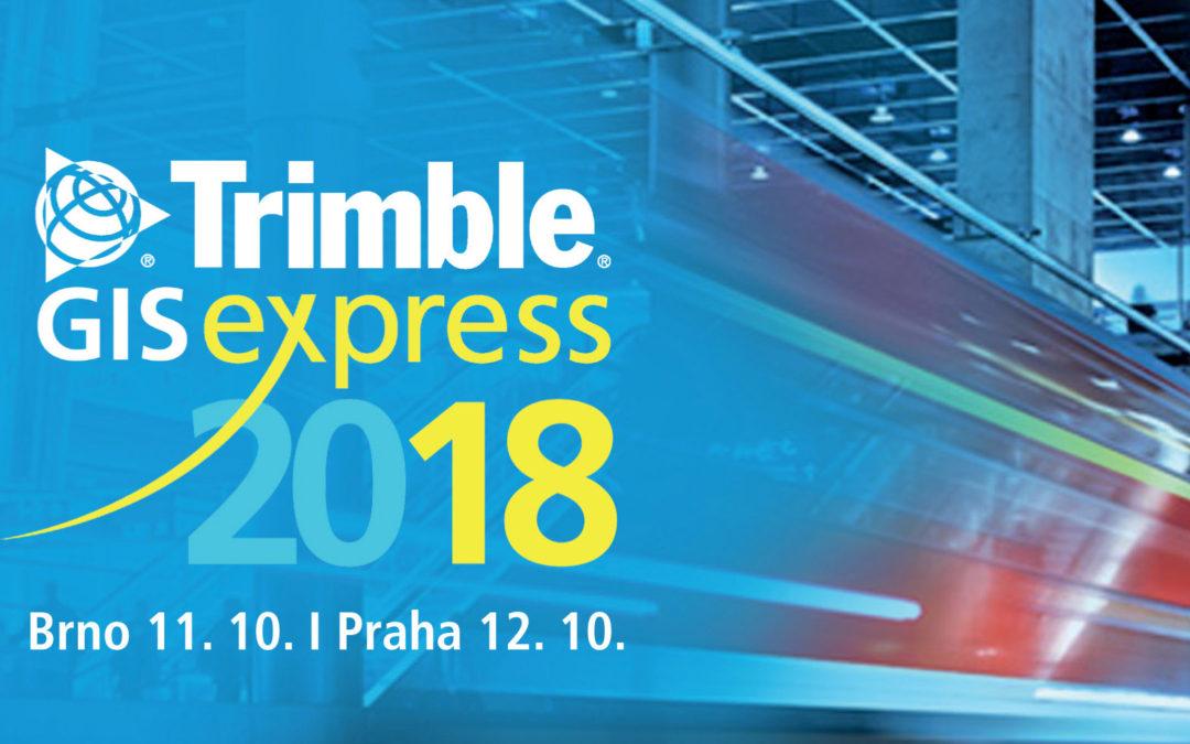 Konference Trimble GIS Express 2018