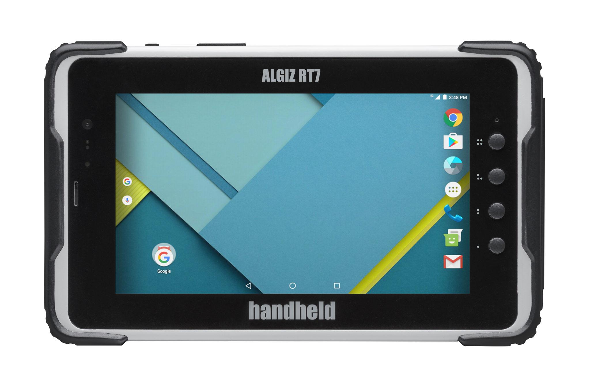 Upgrade Handheld Algiz RT7
