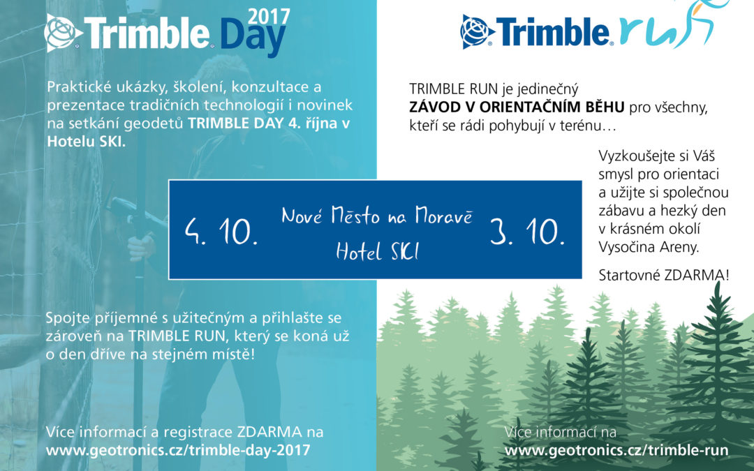 Program Trimble Day 2017