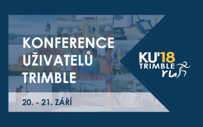 Pozvánka na Konferenci uživatelů Trimble