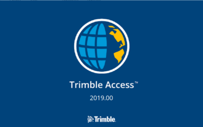 Trimble Access 2019.00