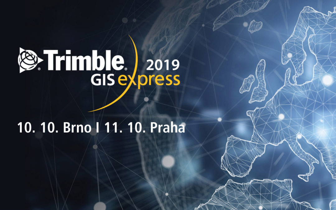 Konference Trimble GIS Express 2019