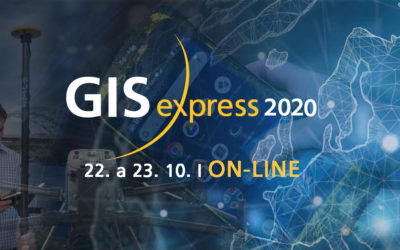 Pozvánka na GIS Express 2020 on-line